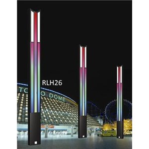 Tiang Lampu Taman Tipe RLH 26