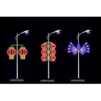 Lampu Hias LED Dekoratif PJU 5 1