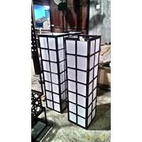 Distributor Tiang Lampu Taman Kreatif 2 3