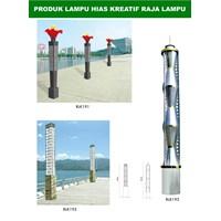 Tiang Lampu Taman Kreatif 43 1