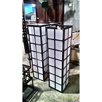 Distributor Tiang Lampu Taman Kreatif 46 3