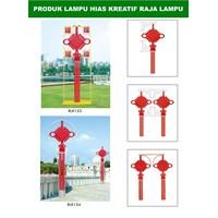Tiang Lampu Taman Kreatif 53 1