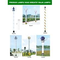 Tiang Lampu Taman Kreatif 66 1
