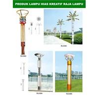 Tiang Lampu Taman Kreatif 67 1