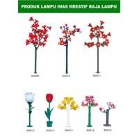 Tiang Lampu Taman Kreatif 82 1