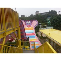 Seluncuran Water Park Mini Turbolance