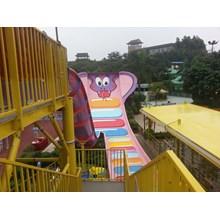 Mini Water Park Slides Turbolance