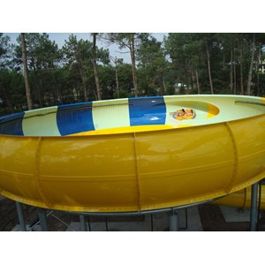 From Slide Water Park Space Boat 6