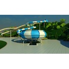 Seluncuran Water Park Space Hole 2
