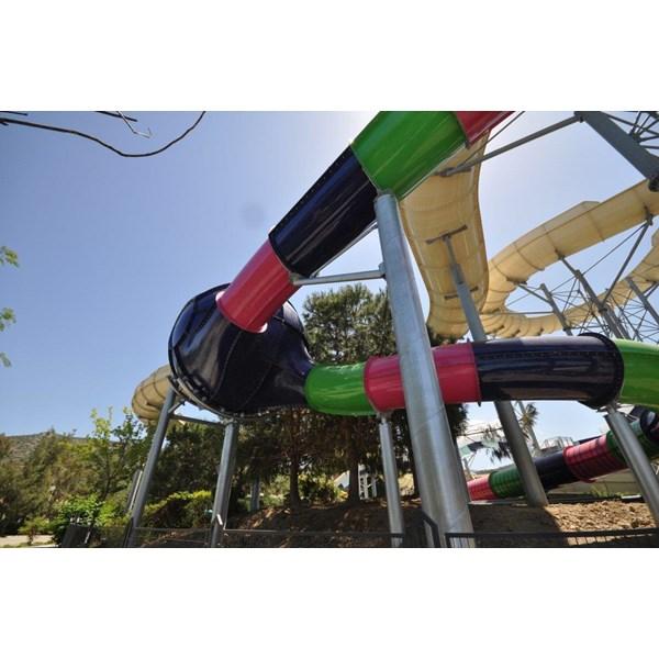 Slide Water Park Spheres