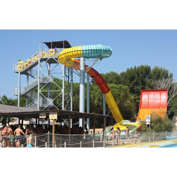Slide Water Park Turbolance