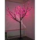 Lampu Hias Motif Bunga Sakura Pink 1