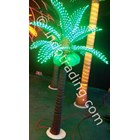 Lampu Hias Pohon Kelapa Mini Hijau 1