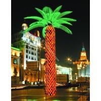Palm Light Tree Led Green