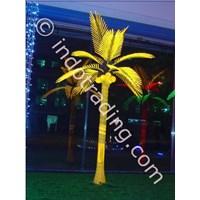 Coconut Tree Led Yellow