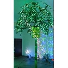 Lampu Hias Pohon Pepaya