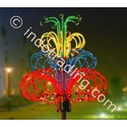 Lampu Hias Jalan Dekorasi Fireworks 3