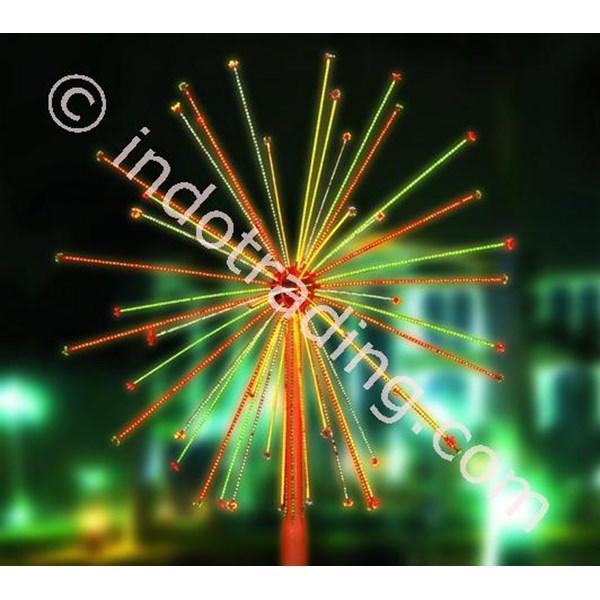 Lampu Hias Jalan Dekorasi Fireworks