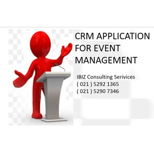 Software CRM Untuk Event Organizers Dan Planner By Ibiz Consulting Services Indonesia