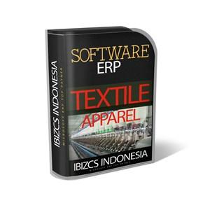 Software ERP  Terbaik  Untuk Industri Tekstil Dan Apparel  By PT Ibiz Consulting Services Indonesia