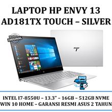 Laptop HP ENVY 13-AD181TX - Intel Core i7-8550U/16GB/512GB SSD/Win10