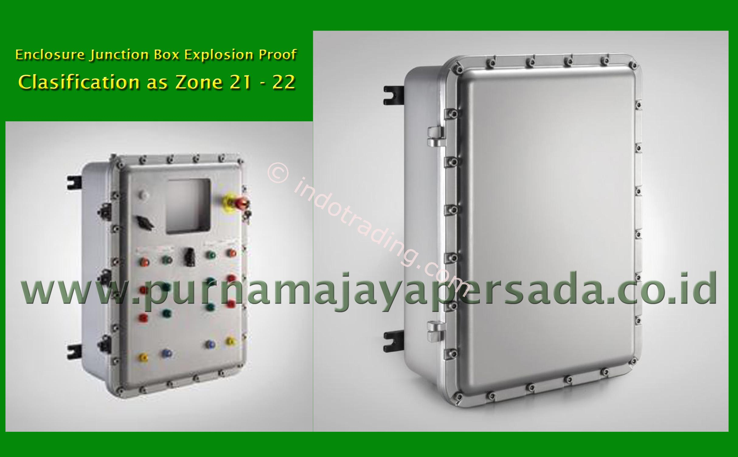 Explosion Proof Fuse Box : Jual junction box polyester stainless steel ip dan