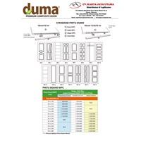 Distributor PINTU WPC ANTI RAYAP TAHAN AIR SURABAYA 3
