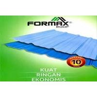Distributor ATAP UPVC FORMAX MURAH  3