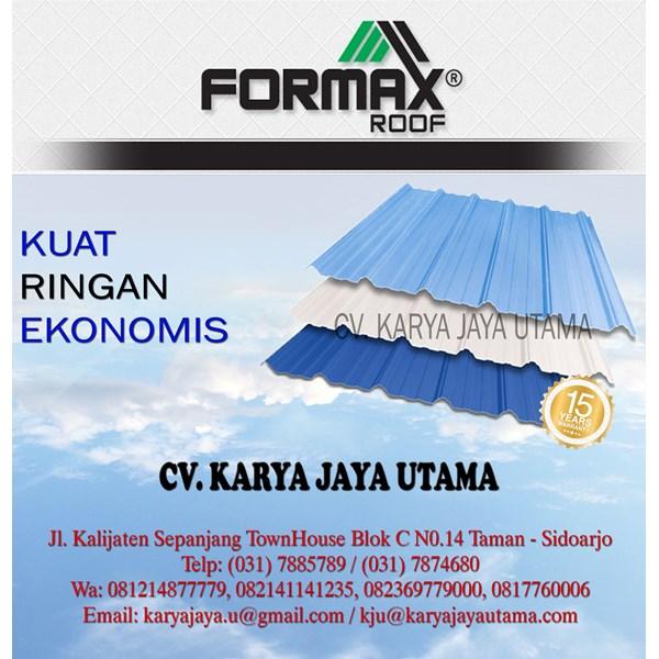 ATAP UPVC FORMAX MURAH