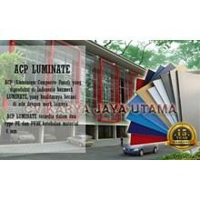 ACP LUMINATE ( ALUMINIUM COMPOSITE PANEL )
