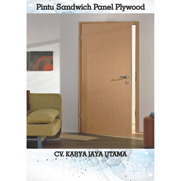 PINTU SANDWICH PANEL SURABAYA