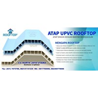 ATAP DINGIN ROOFTOP UPVC  1