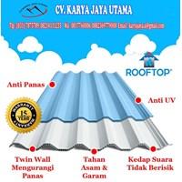 Distributor ATAP DINGIN ROOFTOP UPVC  3