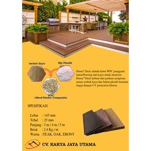 Lantai Kayu Parket / Decking lantai
