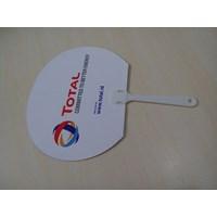 Jual Kipas Promosi PVC Murah 2