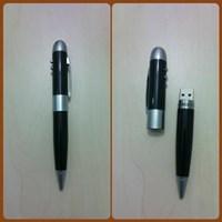 Souvenir Pulpen Pointer USB Senter 1