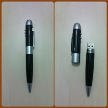 Souvenir Pulpen Pointer USB Senter