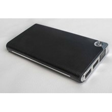 Power Bank Kulit - Aksesoris Handphone
