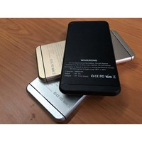 Jual Power Bank Metal (Aluminium Metal)