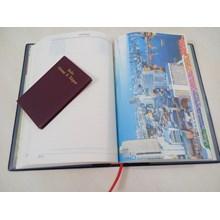 Buku Agenda De' Luxe