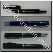 Souvenir Pulpen Metal Grafir Bp-0101