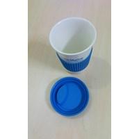 Jual Souvenir Mug Rainbow Mug Keramik 2