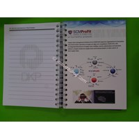 Jual Blocknote Promosi Buku Seminar  Training  Workshop 2