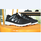 Sepatu Wakiza Tokyo Hitam Putih Hitam 1