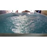 Kolam Renang Static Berenang Efektif Dengan Mesin Arus Murah 5