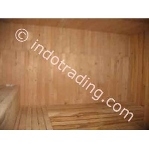 Kamar Sauna Pinus Impor Therapy Dan Pelangsingan Tubuh