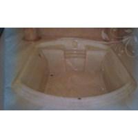 Distributor Bathtub Jacuzzi Onyx Kintamani 200 X 180 X 80 Cm 3