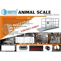 Timbangan Hewan Digital Dhuto Th-2000