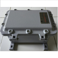 Box Panel Explosion Proof Warom BXT Series