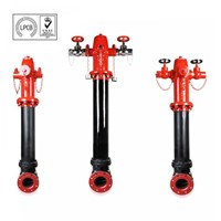 Dry Pillar Fire Hydrants Lpcb Approved 1